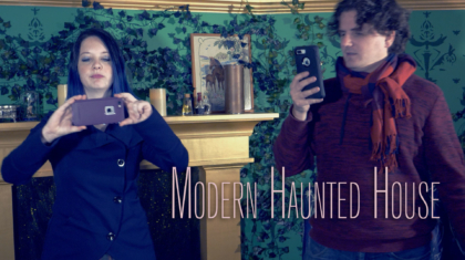 Modern Haunted House Thumbnail
