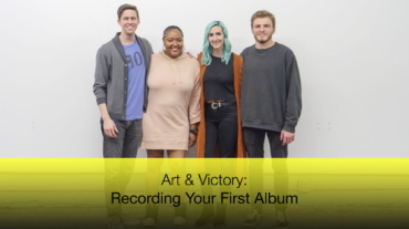2019-04 Recording Your First Album Thumb
