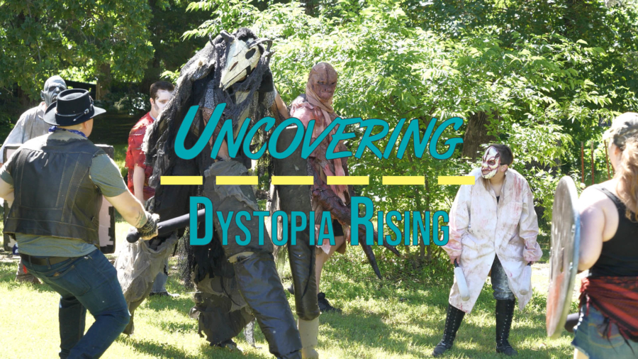 Uncovering Dystopia Rising thumb