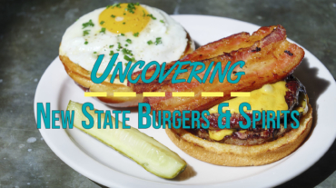 Uncovering New State Burgers & Spirits thumb