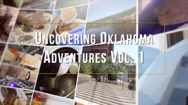 Uncovering Oklahoma Adventures Vol 1 title